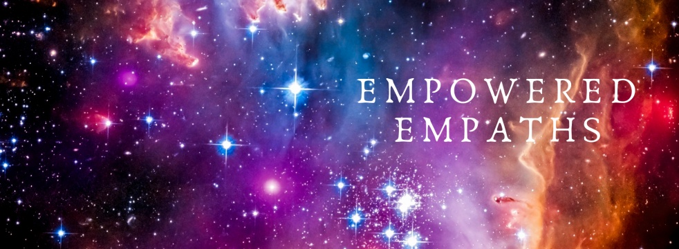 Empowered Empaths - show cover