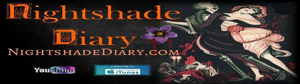 Nightshade Diary - show cover