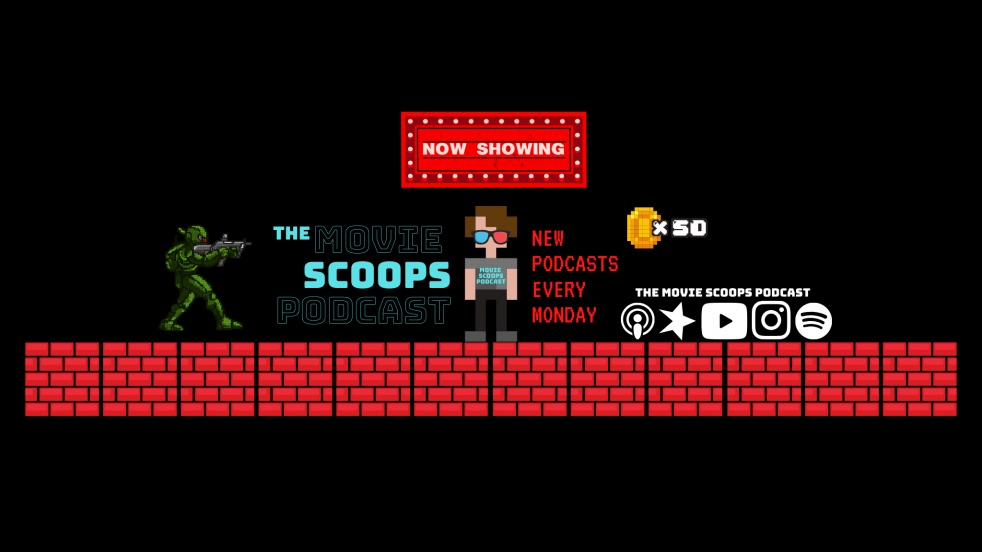 The Movie Scoops Podcast - imagen de portada