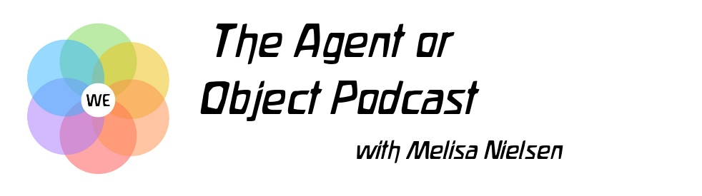 The Agent or Object Podcast - Cover Image