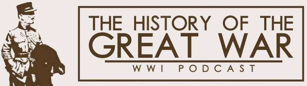 History Of The Great War - Cover Image