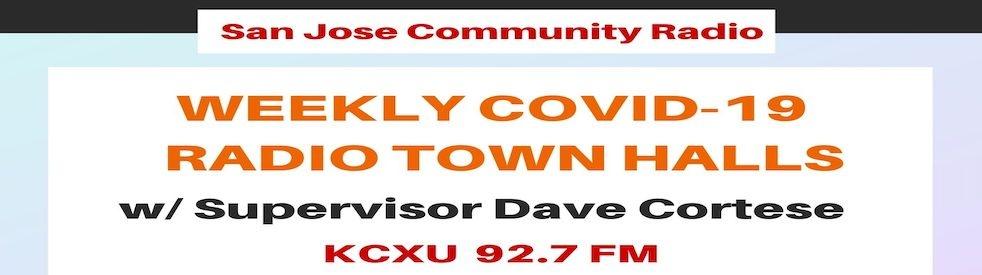 Santa Clara County - Radio Town Halls - immagine di copertina