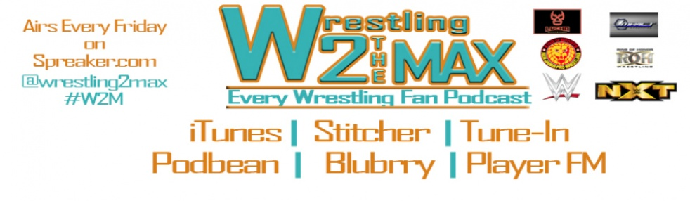 Wrestling 2 the MAX - show cover