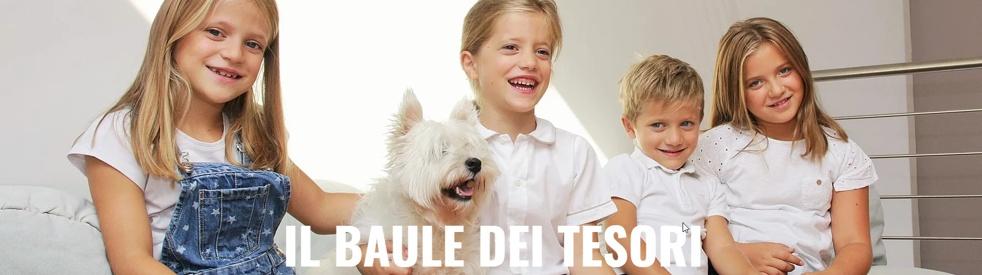Il Baule dei Tesori -  Audiolibro - imagen de show de portada