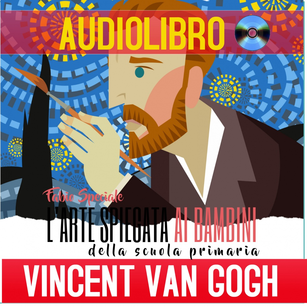 Arte per bambini - Van Gogh - imagen de show de portada