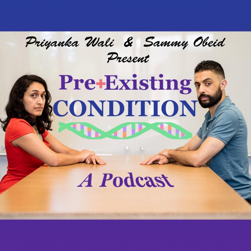 PreExisting Condition - immagine di copertina