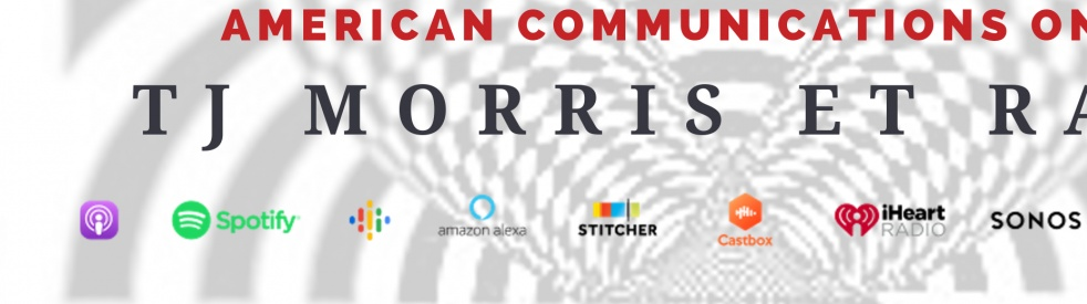 TJ Morris ET Radio - show cover