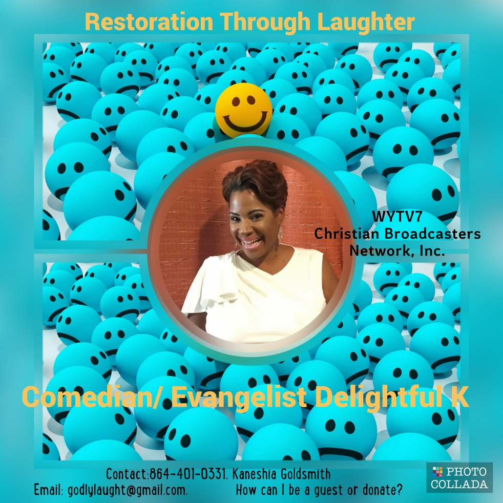 Restoration Through Laughter - Cover Image