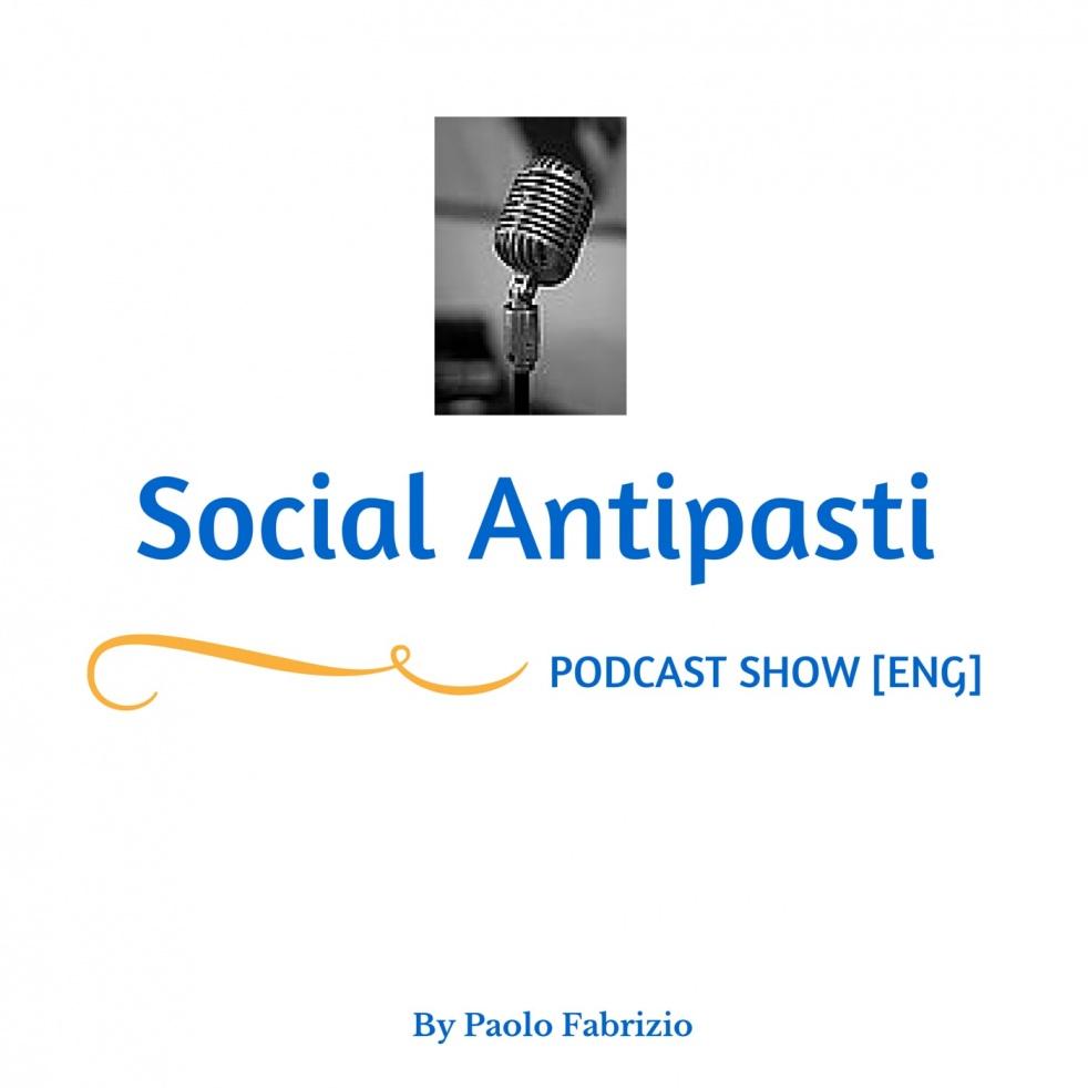 Social Antipasti (english) - imagen de show de portada