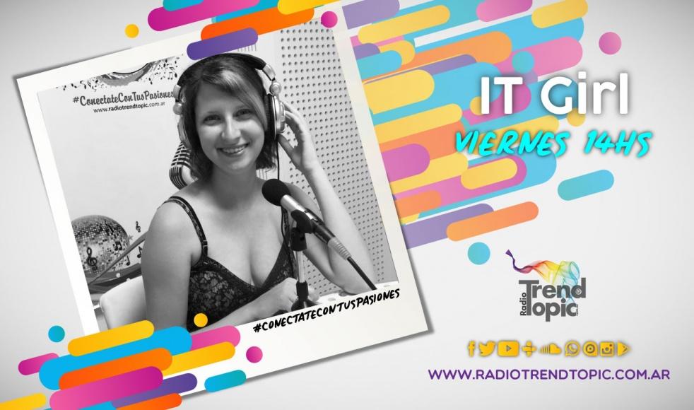 ITT Girl - Radio Trend Topic - imagen de show de portada