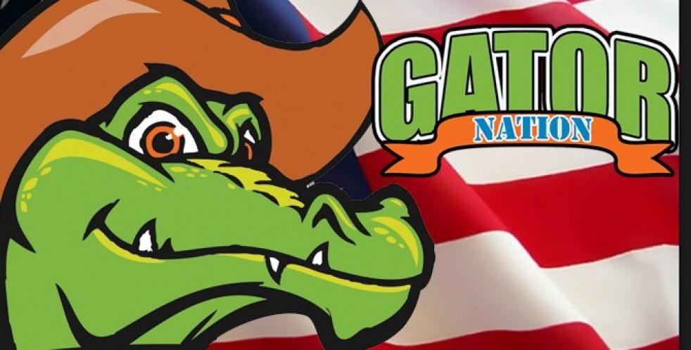 Gator Morning Show Radcast - imagen de show de portada