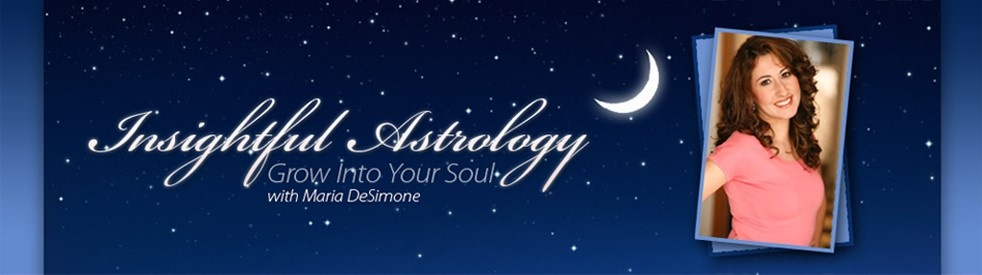 Insightful Astrology with Maria DeSimone - show cover