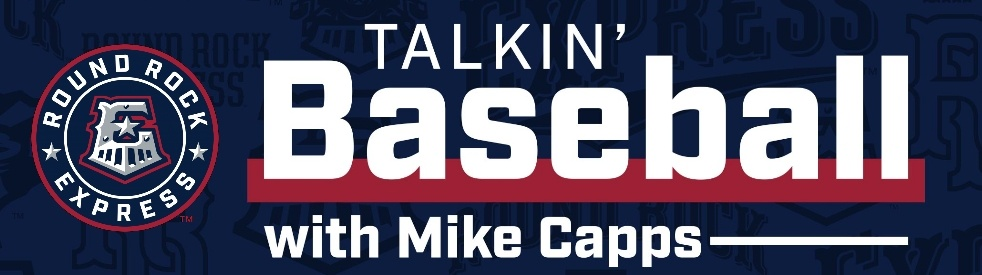 Talkin' Baseball With Mike Capps - show cover