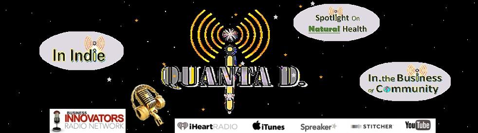 Quanta D. Radio - show cover