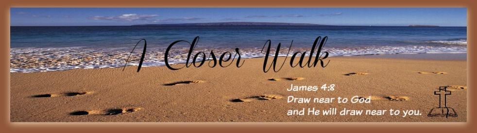 A Closer Walk Broadcast's tracks - show cover