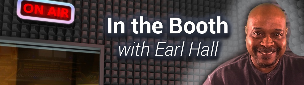 VoiceOver: In the Booth - With Earl Hall - show cover