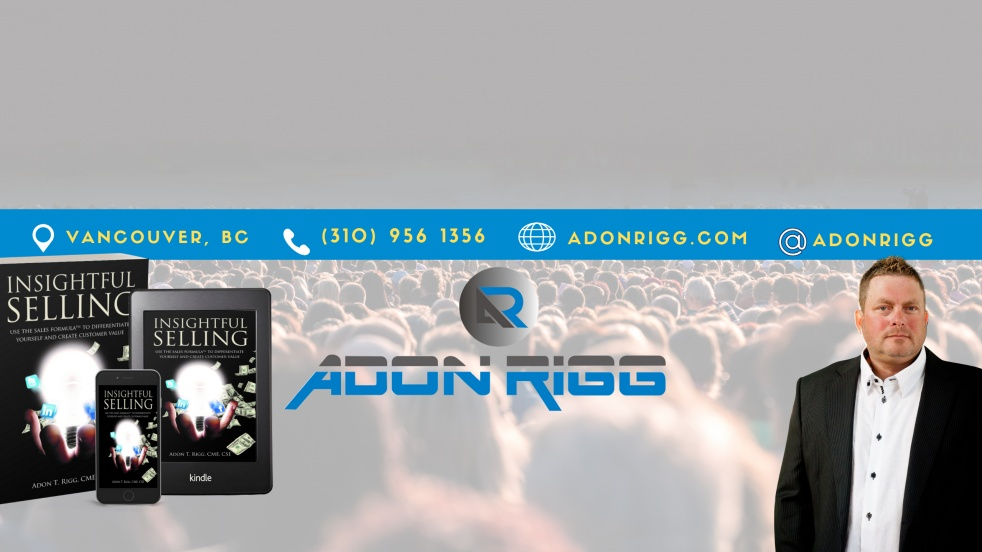 Insightful Solutions with Adon Rigg - show cover