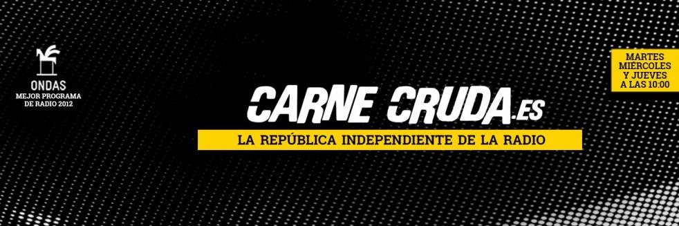 Carne Cruda Podcast - imagen de portada