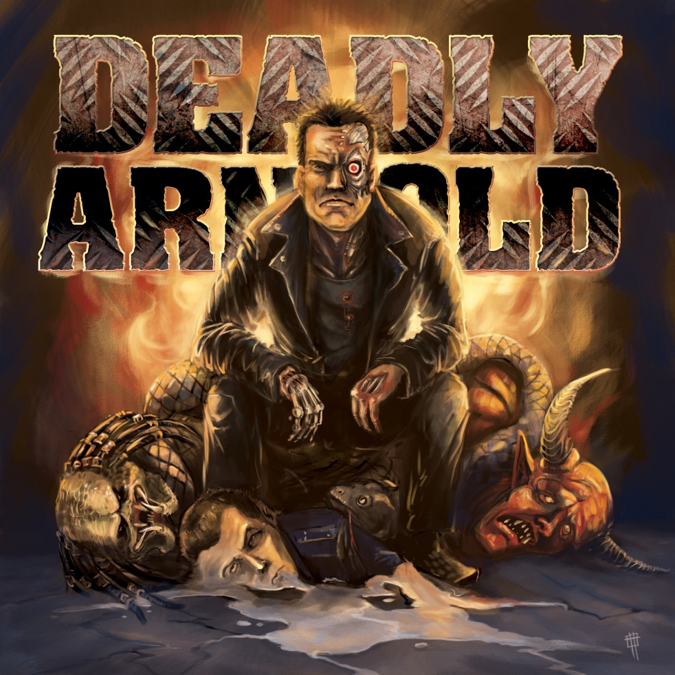 The Deadly Arnold - there is no fate. - show cover