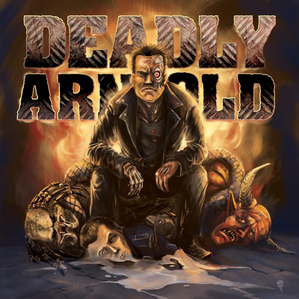 The Deadly Arnold - there is no fate. - imagen de show de portada