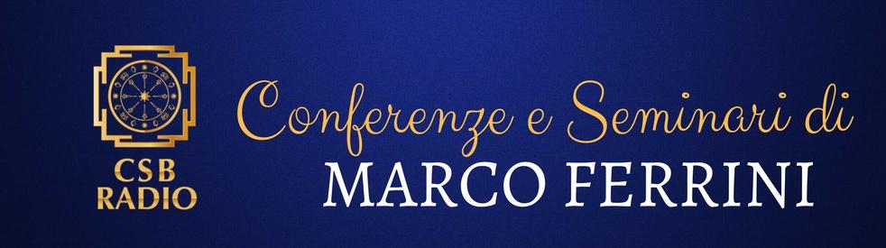 Conferenze e Seminari di Marco Ferrini - show cover
