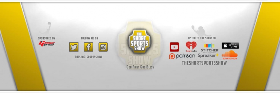 The Short Sports Show - show cover