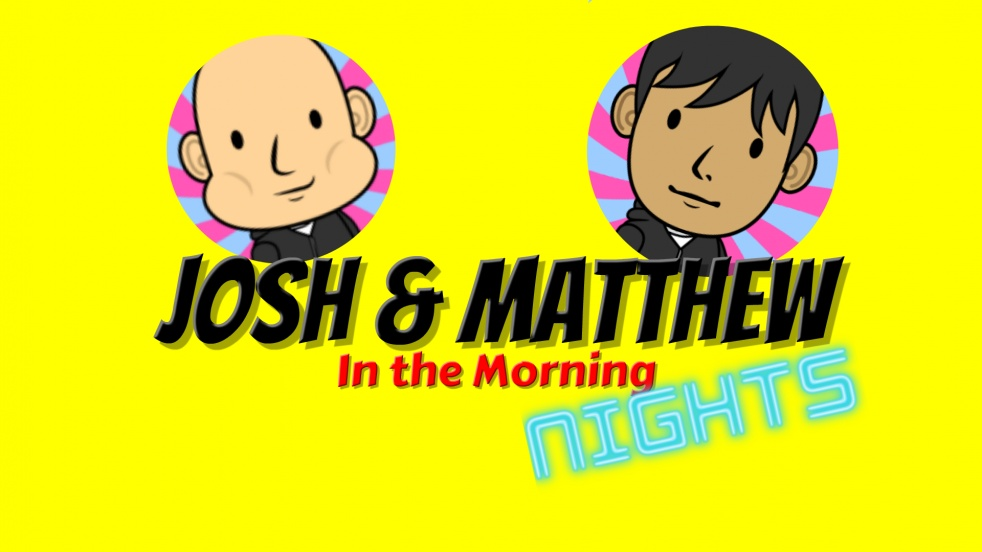 Josh and Matthew In the Morning: Nights - Cover Image
