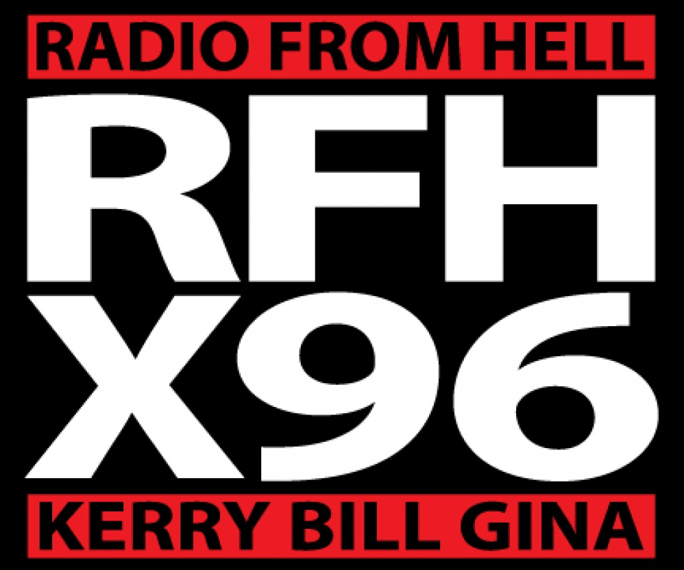 The Radio from Hell Show - show cover
