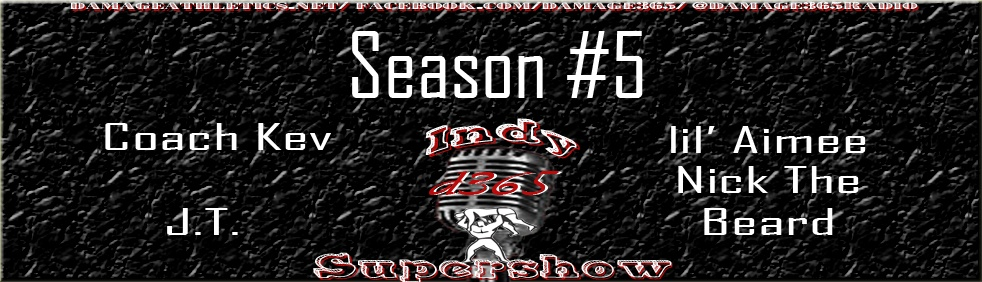 Indy Supershow Season #5 - show cover