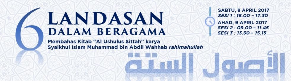 Kajian Intensif Al Ushulus Sittah - show cover