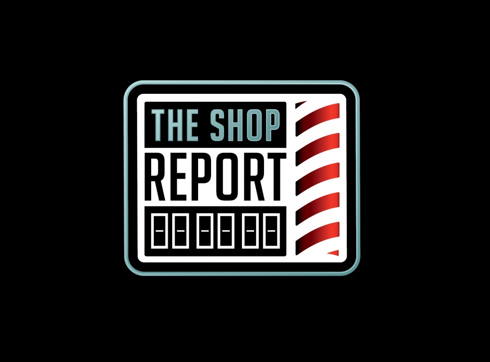 The Shop Report - show cover