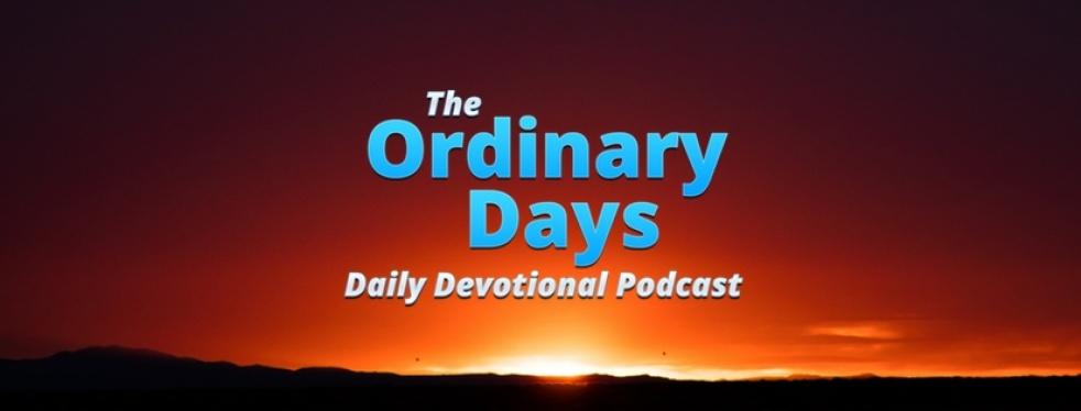 Ordinary Days Daily Devotional - imagen de show de portada