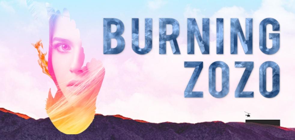 Burning Zozo - imagen de portada