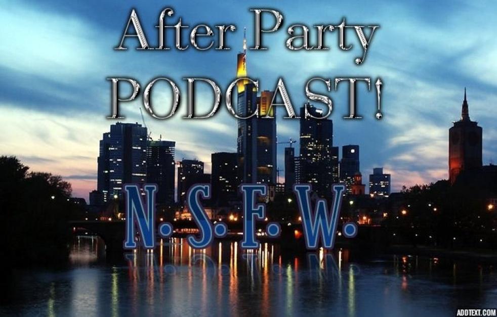 The After Party RPG Podcast - imagen de show de portada