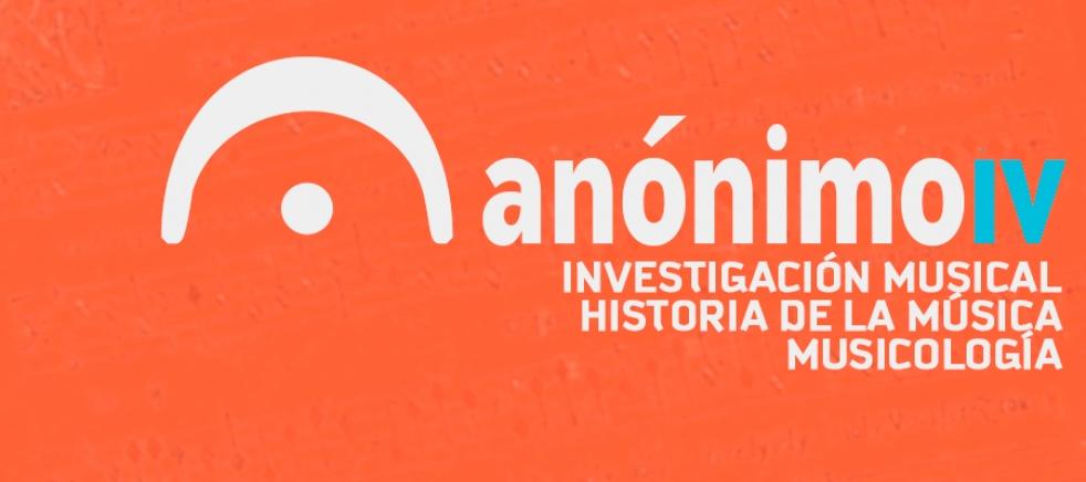 Anónimo IV - imagen de show de portada