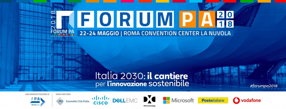 Forum PA 2018 - show cover