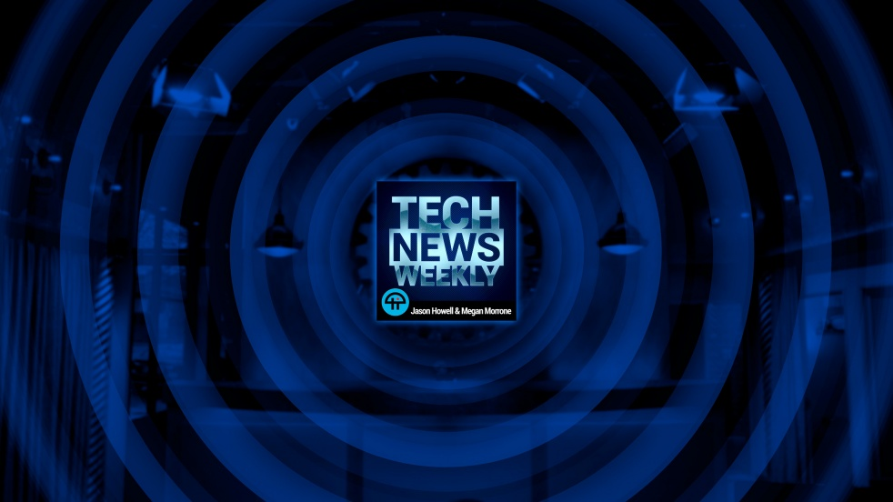 Tech News Weekly - show cover