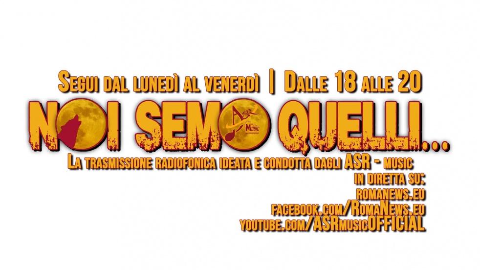 ASR - music || Noi Semo Quelli... - show cover