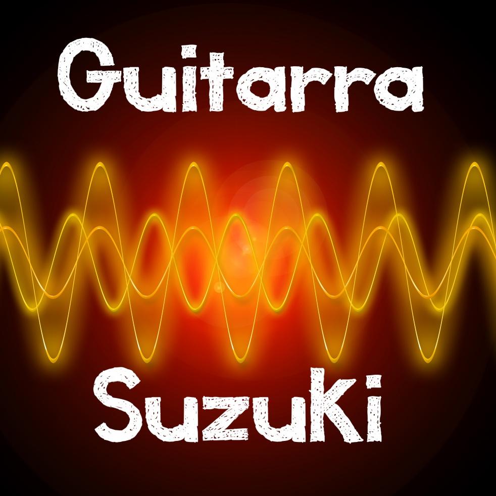 Canciones de Guitarra Suzuki - Cover Image