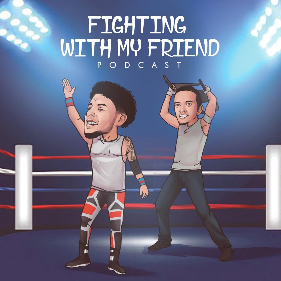 Fighting With My Friend - imagen de portada