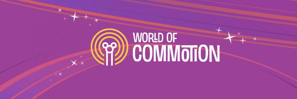 World of Commotion - immagine di copertina