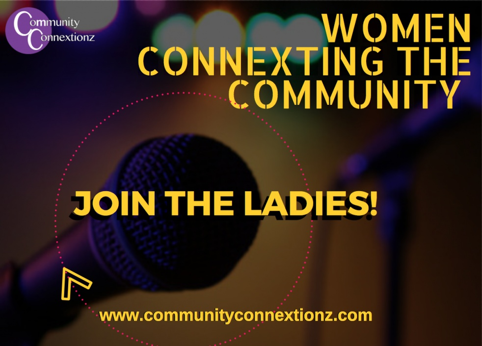 Women Connexting Communities - Cover Image