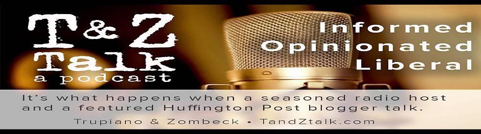 T&Z Talk - show cover