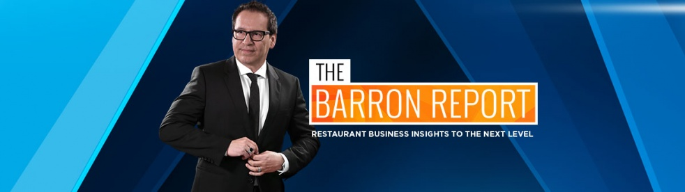 The Barron Report - show cover
