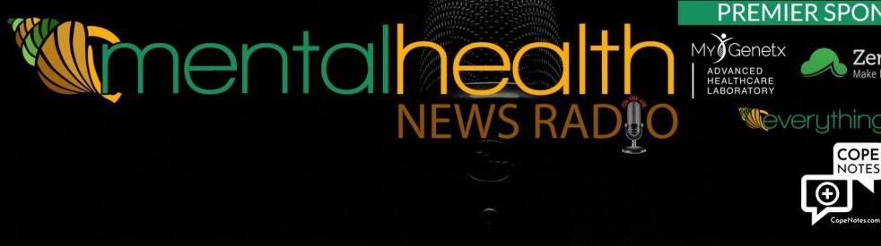Mental Health News Radio - show cover