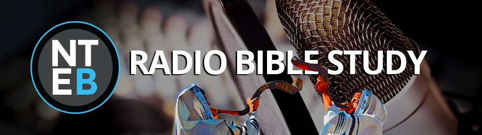 NTEB BIBLE RADIO: Rightly Dividing - imagen de portada