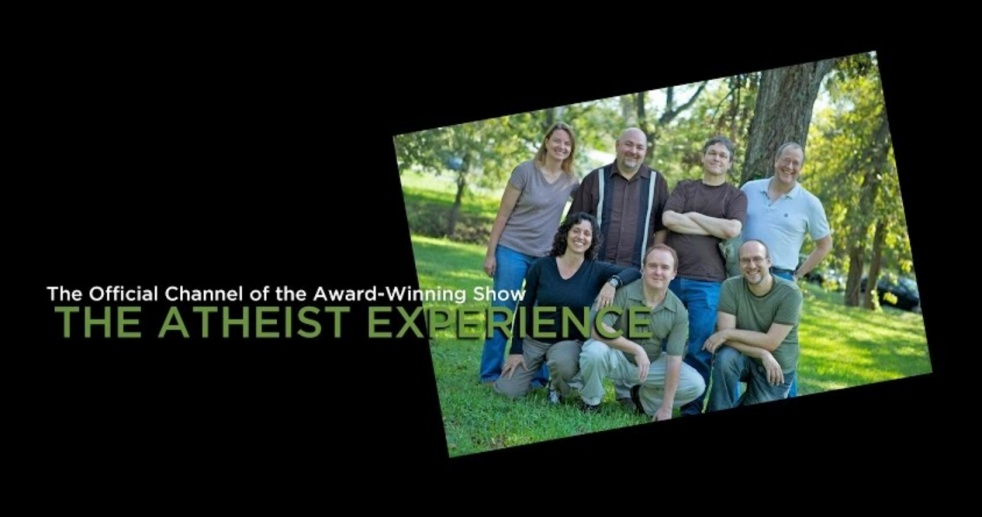 The Atheist Experience - show cover