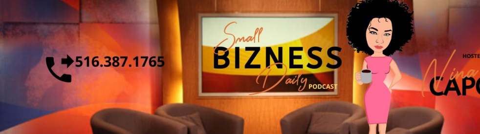 Small Bizness Daily - Cover Image
