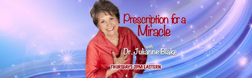Prescription For A Miracle - imagen de show de portada