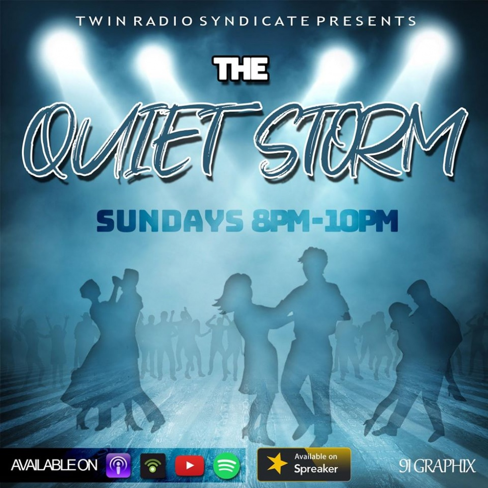 The Quiet Storm w/Dem Twins - Cover Image